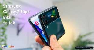 Samsung Galaxy Z Flip3 Bisa Memindahkan Data WA dari iPhone