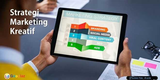 Strategi Marketing Kreatif