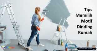 Tips memilih motif dinding rumah